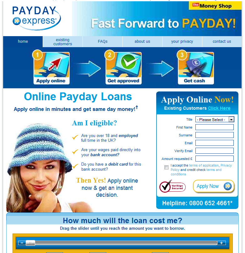 revoke wage assignment payday loan