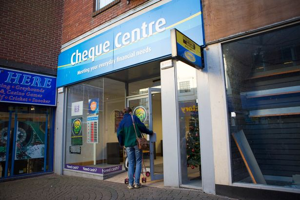 Cheque Centre