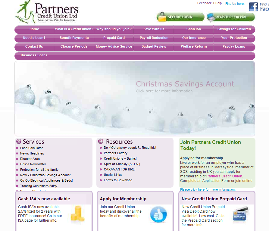 Partners Credit Union