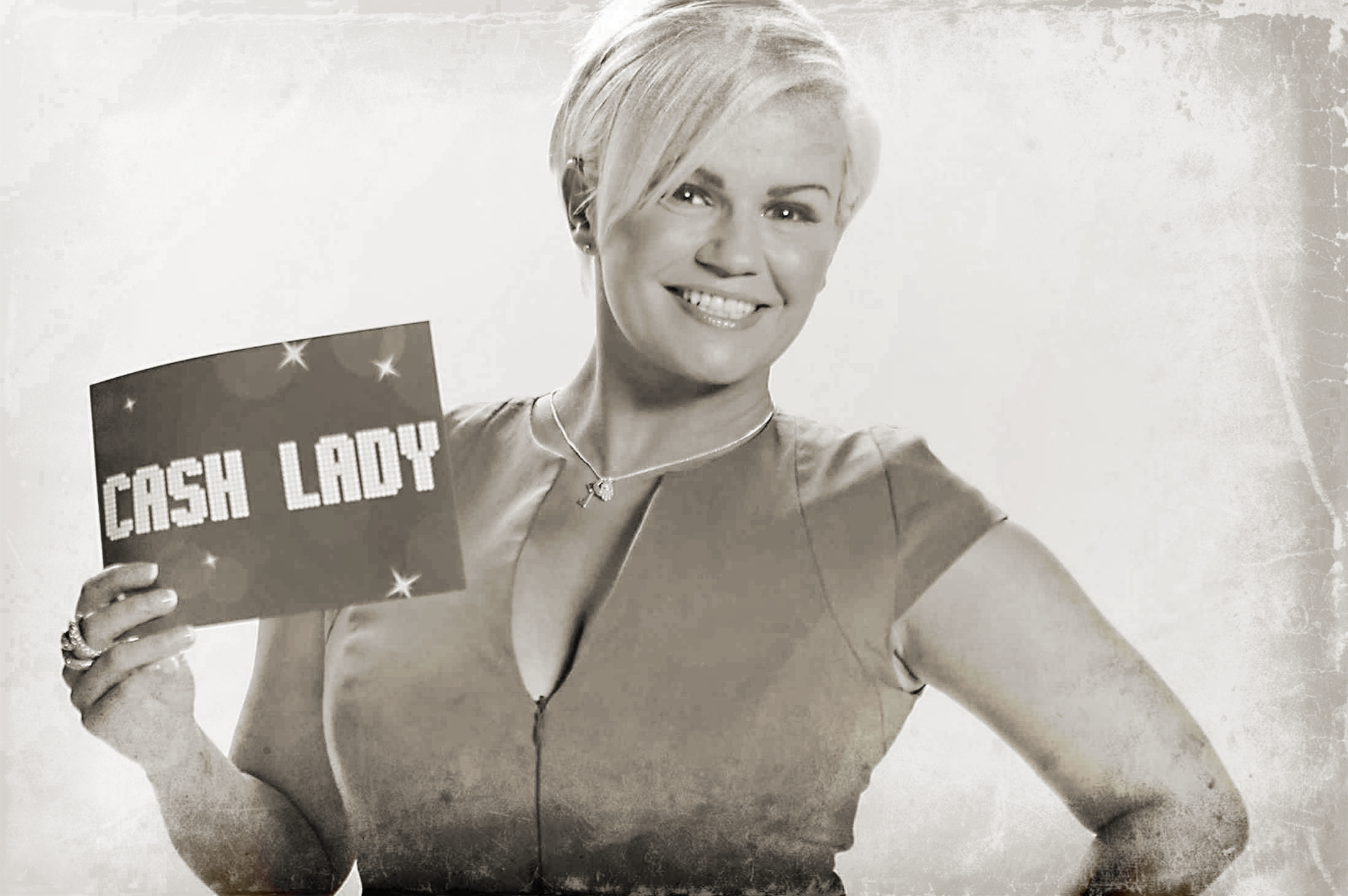 Kerry Katona (Cash Lady)